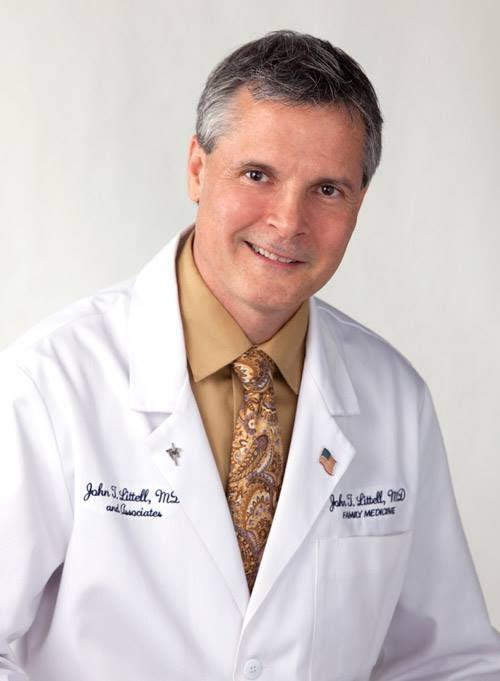 John T. Littell, M.D.